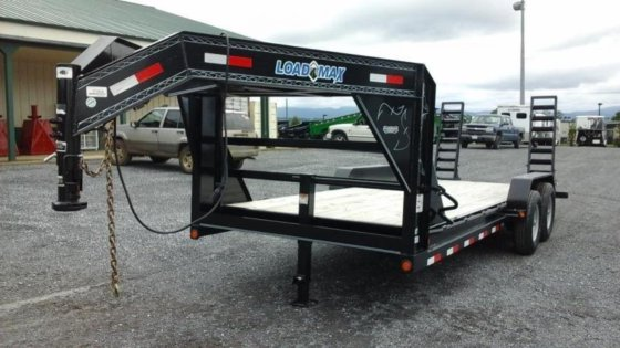 2015 Load Trail 83x20GC Car