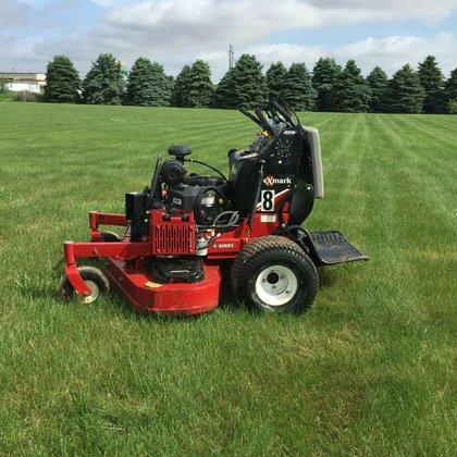2013 Exmark VTX691KA524 Mower in