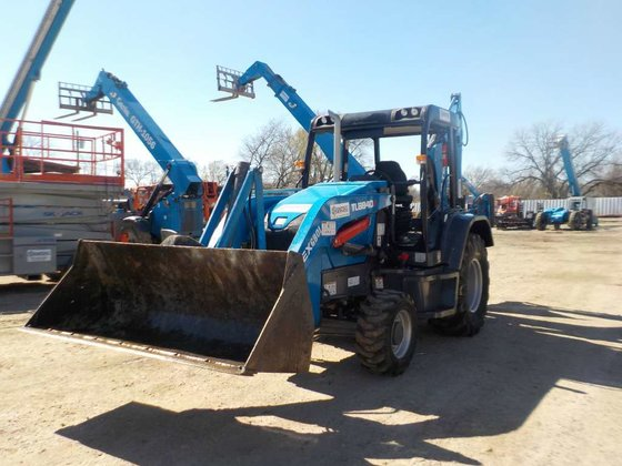 2015 Terex TLB840 Backhoes in