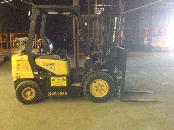 2005 DAEWOO G25 Daewoo Forklifts