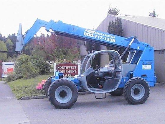 2006 GENIE GTH-644 Telehandler in