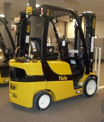 2015 Yale GC050LX Forklifts in