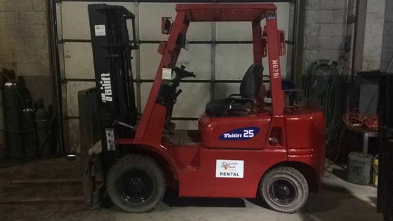 Tailift FG25P-GML Forklifts in PA