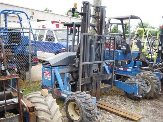 2002 PRINCETON Z2-3TX Forklifts in