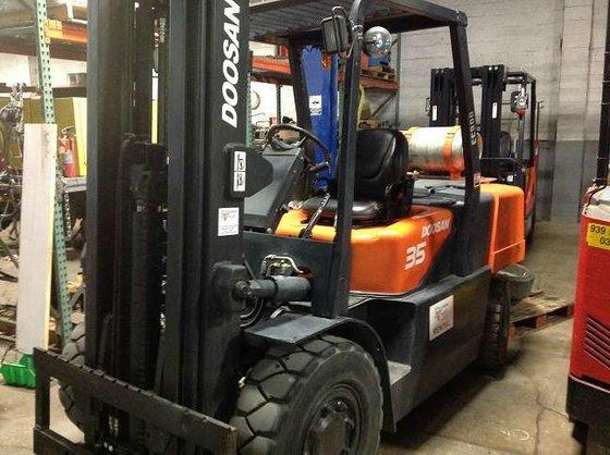 Doosan G35S-2 Forklifts in Bensalem,