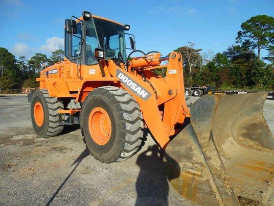 2012 Doosan DL250 Wheel loaders