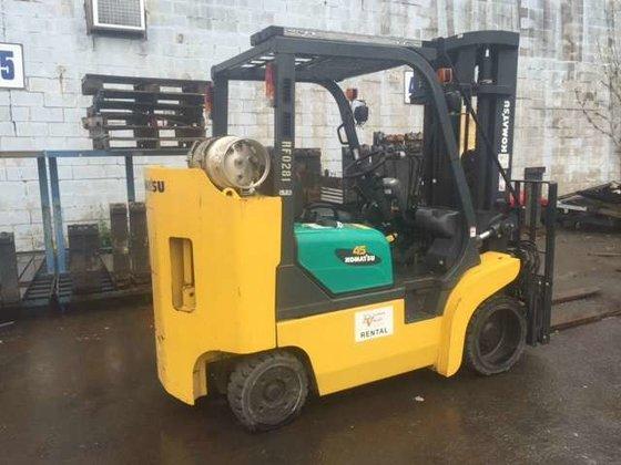 Komatsu FG45BCS-8 Forklifts in PA