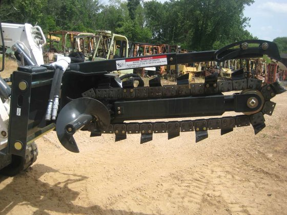 2015 LT313 EQUIPMENT TRENCHERS in