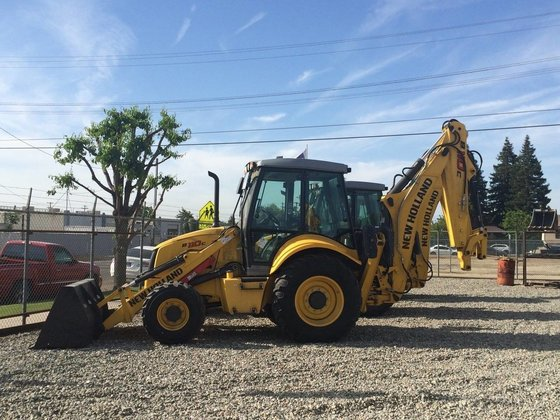 2015 NEW HOLLAND B110C Backhoes