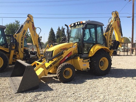 2015 NEW HOLLAND B95C Backhoes