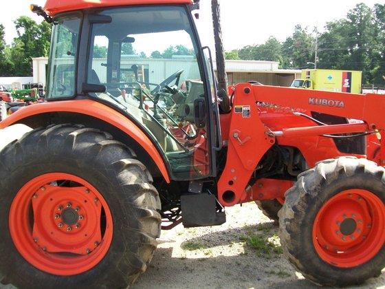 2012 KUBOTA M9540 Tractors in