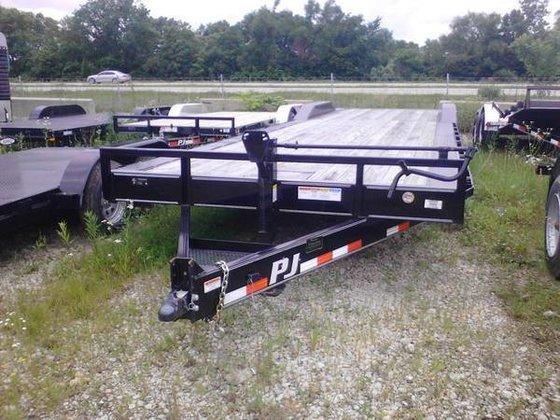 2014 PJ TRAILER B8342 Car