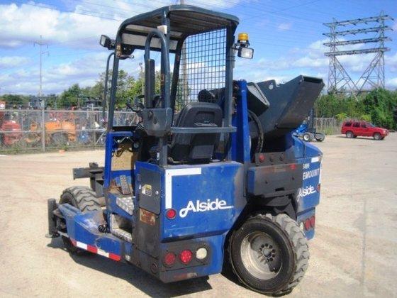 2007 MOFFETT Telemount 4Way Forklifts