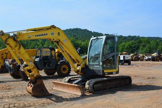 2012 YANMAR VIO80 Excavators in