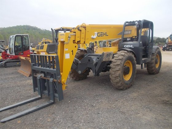 2013 GEHL RS10-55 Forklifts in