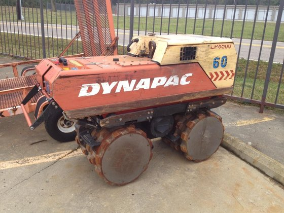 2007 DYNAPAC LP8500 Compactors in