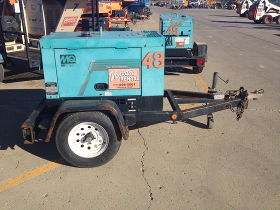 2006 MULTIQUIP SDW225SS Gensets in