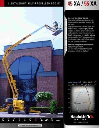 2016 BIL-JAX 45XA Lifts in