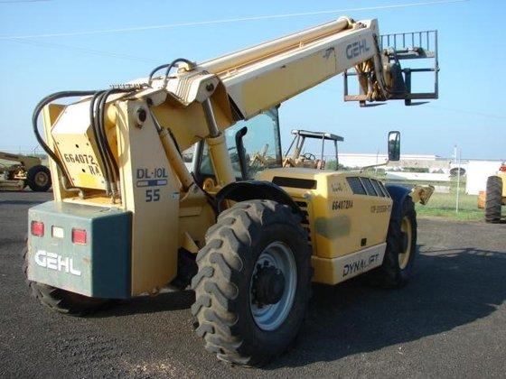 2006 GEHL DL10L55 Forklifts in