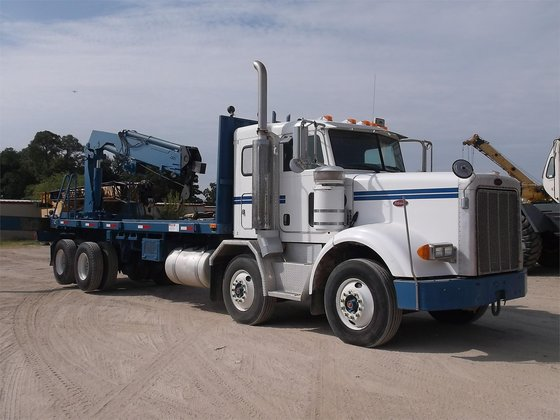 2006 NATIONAL N160 Booms in
