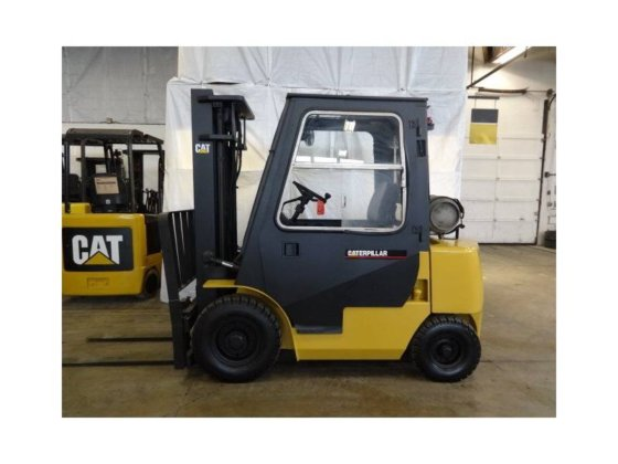 2009 CATERPILLAR GP25 Forklifts in