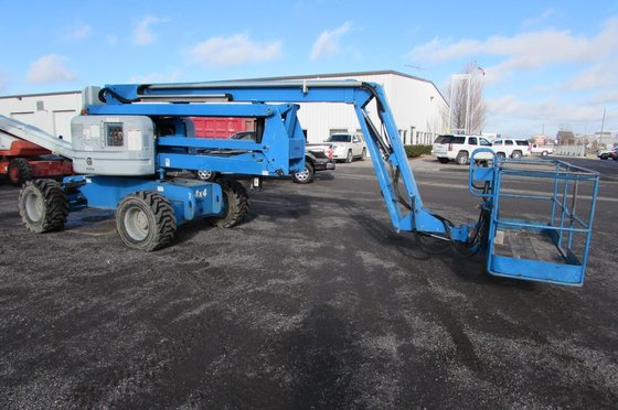 2006 GENIE Z60/34 Booms in