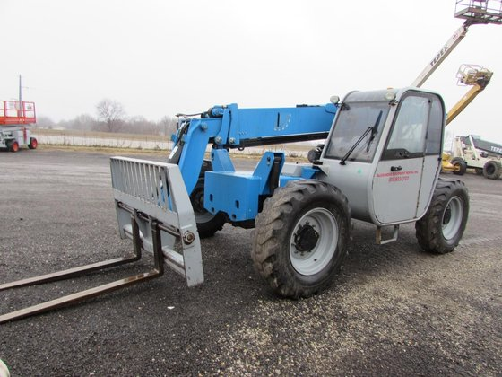 2007 GENIE GTH636 Forklifts in