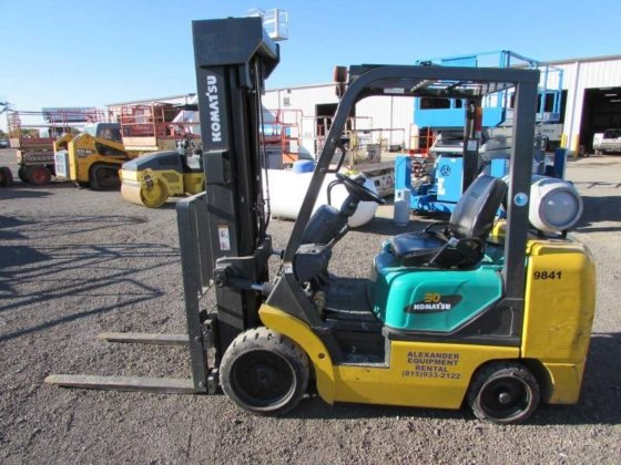 2006 KOMATSU FG30SHT-14 Forklifts in