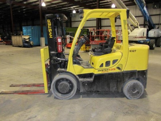 2007 HYSTER S135FT Forklifts in