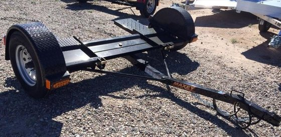 2015 Maxey Tow Dolly w/