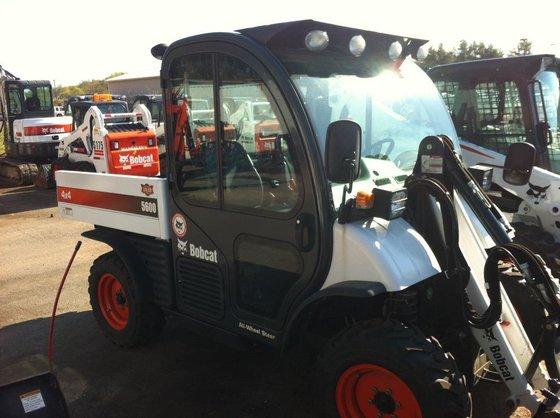 2015 Bobcat Toolcat 5600 Utility