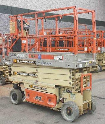 2004 Jlg 2630ES Work platforms