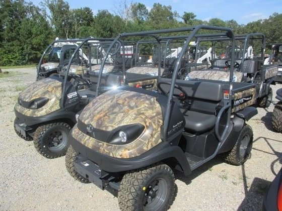 2017 KUBOTA RTV400CIR-H Utility vehicle