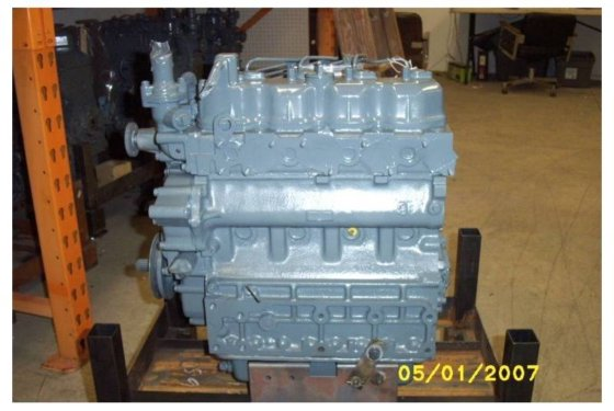 BOBCAT ENGINE TO FIT BOBCAT