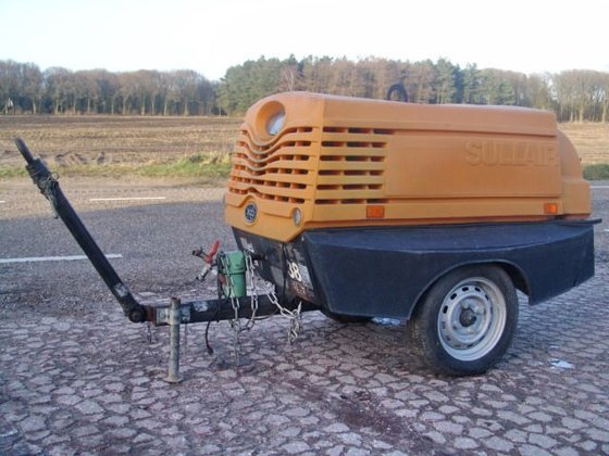 2008 Sullair 38K (779 HOURS)
