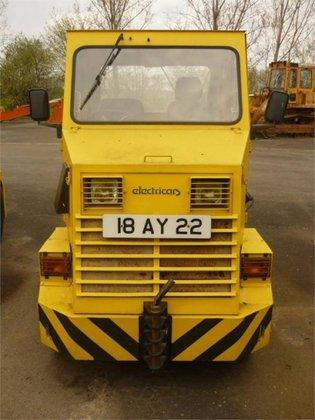 1993 Elektricars TT-40 Diesel in