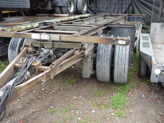landbouwwagen 18 ton in Ham,