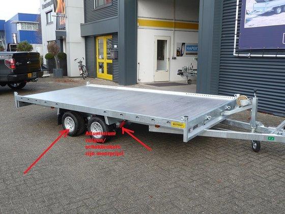 WESTHOFF AUTOAMBULANCE/AUTOTRANSPORTER in Duiven, Netherlands