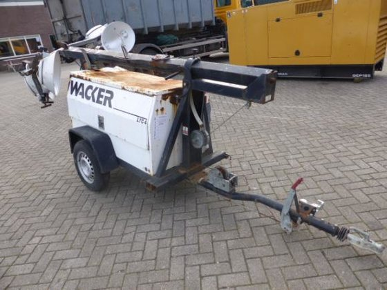2004 Wacker LTC130-4 in Putten,