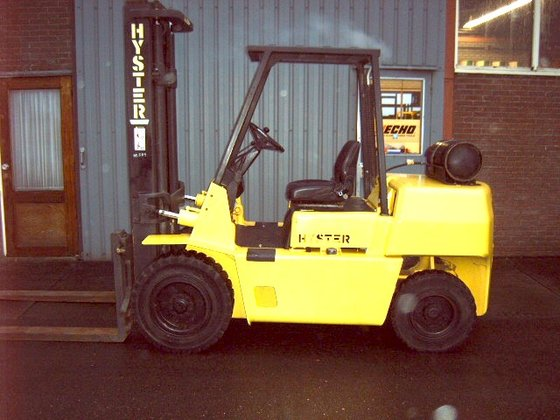 1993 Hyster H4.00 XL in