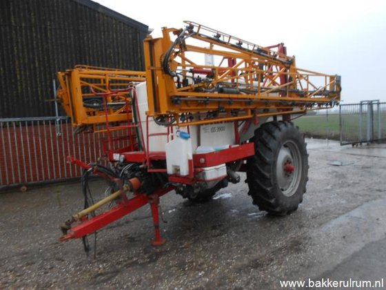 1997 Agrifac 3900-39 VELDSPUIT in