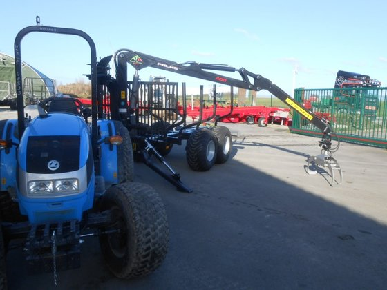 2014 PALMS 400+70 in Baileux,