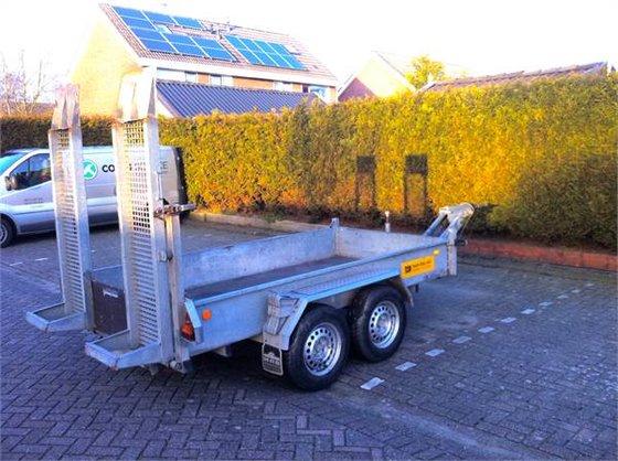 2004 Unsinn T 3500 trailer