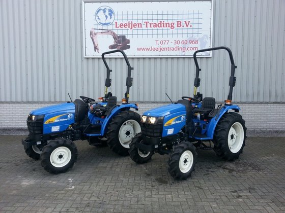 New Holland T1560 in Beringe,