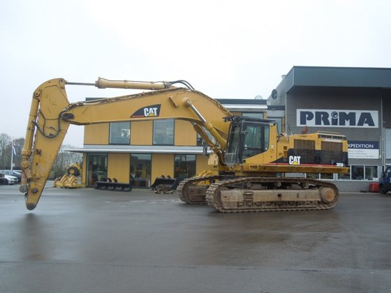 2004 Caterpillar 385BL in Hardenberg,