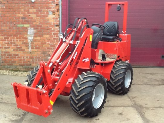 2014 sauerburger sh300 in Herselt,