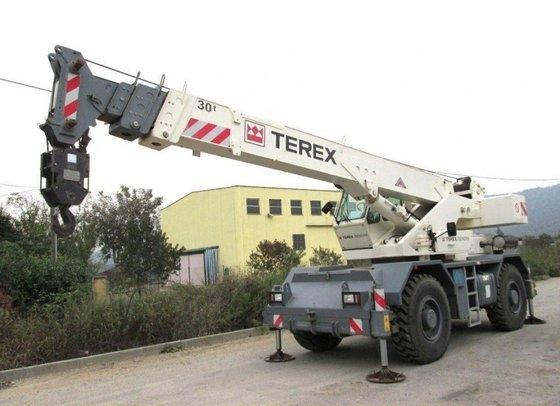 2007 Terex A300 in Staunton,