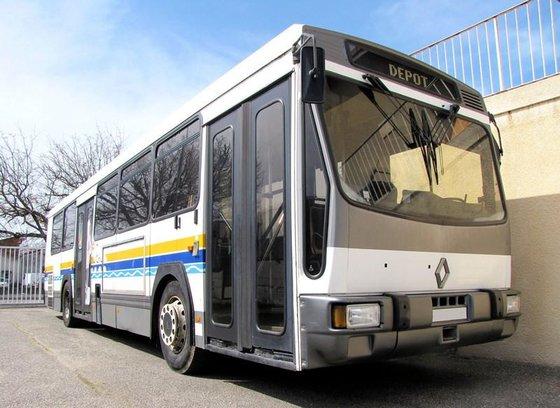 Renault PR 100 in Romans-sur-Isère,