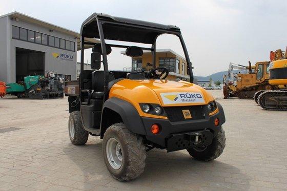 2013 JCB Workmax 800D in