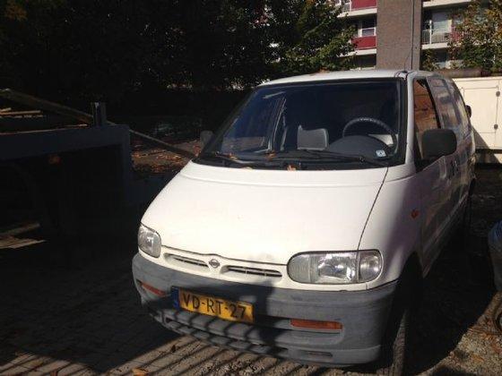 1994 Nissan VANETTE in Tilburg,